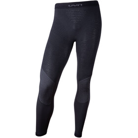 UYN Fusyon UW Lange Broek Heren, black/anthracite/anthracite